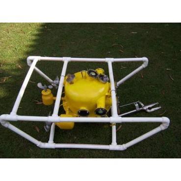 Su Altı Kurtarma Robotu-ROV
