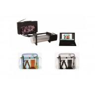 Portable X-Ray Bagaj Scanner Görüntüleme