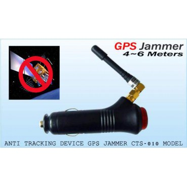 Araç GPS Jammer