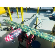 İHA UAV Keşif Uçağı